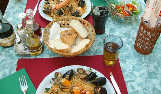Seafood Italiano