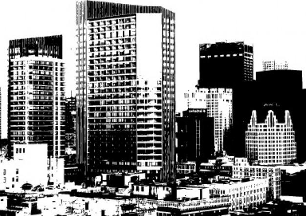 edificios-de-la-ciudad-monocromo-graficos-vectoriales_91-6164