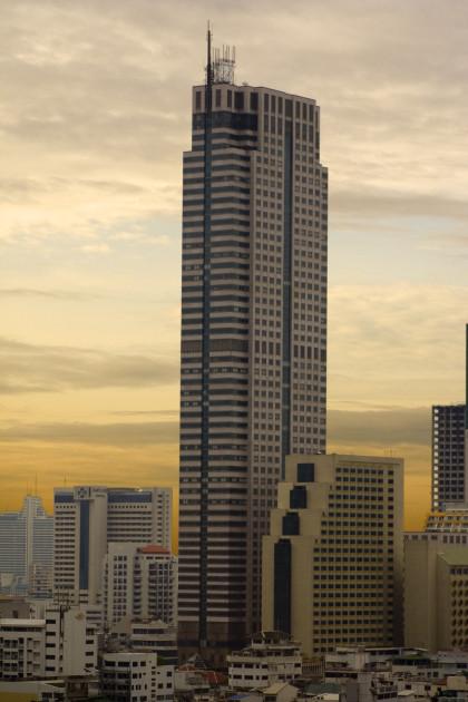 China Bangkok Building