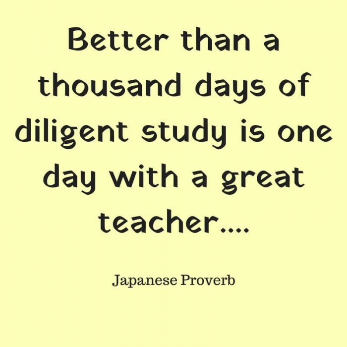 japanese proverb - Tips Every Language Learner Should Know